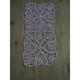 Carpeta Tejida A Crochet.