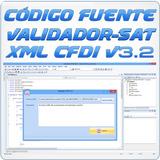 Código Fuente C# De Validador De Cfdi Xml 3.3 Sat