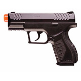 Pistola Umarex Xbg Airsoft Co2 + 1500 Bbs Metal .177 + 2 Cap