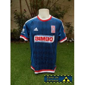 Jersey adidas Chivas Guadalajara 15-16 Visita Escudo Retro ¡