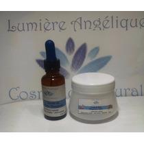 Aceite Rosa Mosqueta Y Crema 100% Puro Arrugas Estrias Hidra