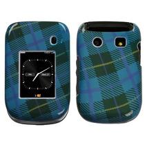 Funda Protectora Blackberry Style 9670 Cuadros