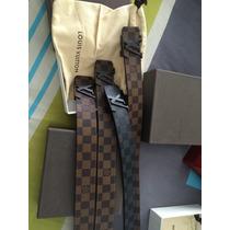 Cinturón Louis Vuitton Original