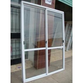 Puerta Ventana Reforzada 2.00x2.00 Incluye Iva Fabrica