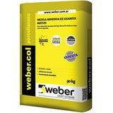 Pegamento Weber Ceramica Bolsa 30kg