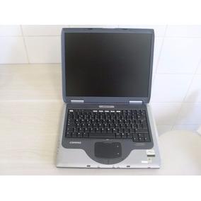 Compaq Presario 2100 (sem Hd Roda Linux Direto Do Dvdrom)