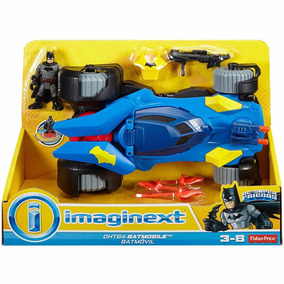 Imaginext Super Batmovel Carro Do Batman Dht64