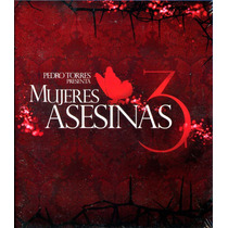 Boxset Bluray Mujeres Asesinas Temporada 3 ( 2010 ) - Mafer