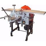 Maquina Carpinteria Combinada 6 Operaciones 2hp Maxitools