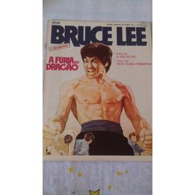 Revista Ebal - Bruce Lee - O Verdadeiro