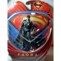 Superman Faora Man Of Steel Articulada Mattel En Blister