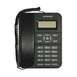 Telefono Fijo De Mesa Identificador Llamadas Panacom Pa-7272