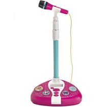 Barbie Microfone Karaoke Fabuloso