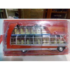 Autobus Citroen U55 Cityrama, Francia, Año 1955. Esc. 1:43