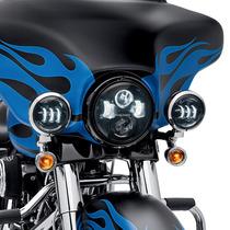 Farol Auxiliar De Led 4,5 Daymaker P/ Harley Davidson (par)