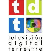 Antena Television Digital Hd Publica Tda Uhf + Instalacion