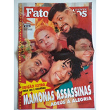 Revistas Fatos E Fotos Mamonas Assassinas