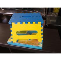 Banco Infantil Portátil Plástico Plegable Sillita Banquito
