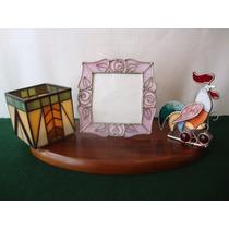 Detalles Decorativos Vitral Vidrio Emplomado