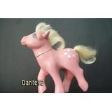 Dante42 Mi Pequeño Pony Helado Por Juguete Basa Peru 1984