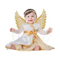 Disfraz Navidad Bebe Angel Pino Ayudante Duende Gengibre Mon