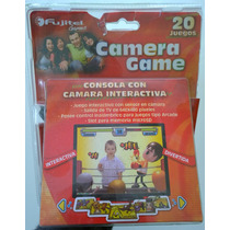 Video Juego Consola Cámara Interactiva, Juguete