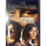 Dvd El Codigo Da Vinci / The Da Vinci Code