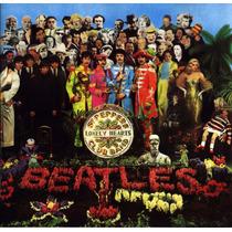 Beatles Sgt Pepper Vinilo 180gms Lp Remaster Stereo Lennon