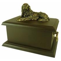 Urna Para Cinzas Petbox Com Miniatura E Plaquinha