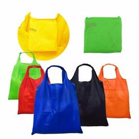Bolsa De Compra Plegable Reutilizable Medidas 53x40 Cms