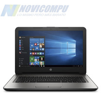 Laptop Hp Quad Core Cloud + 4gb Ram + Video Dedicado R2