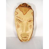 Antigua Mascara Aborigen #5