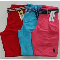 Kit 10 Bermuda Masculina Sarja Jeans Varia Marcas Atacado