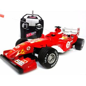 Carrinho Carro Controle Remoto Corrida F1 Formula 1