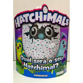 Hatchimals Pengualas Ovo Surpresa Multikids
