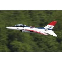 Jato F16 Greatplanes Turbina Eletrica Falcon Edf Arf F15
