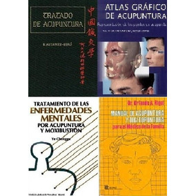 Libros De Acupuntura En Pdf: Medicina Alternativa, Pack