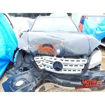 Sucatada Mercedes Ml 350 Cdi 2008/2009 Para Retirada De Peça