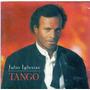 Cd Julio Iglesias - Tango - Semi Novo***