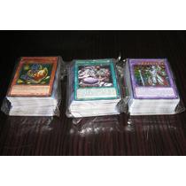 Lote De 54 Cartas De Yu-gi-oh! Originais!