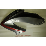 Cubierta Tapa Lateral Aleta Izquierda Para Moto Empire Tx