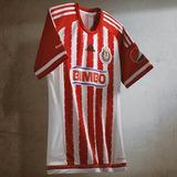 Camiseta Chivas Guadalajara Liga Mx Mexico