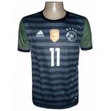 Camisa Selecao Alemanha Camisas Selecoes Alemanha Europeias ... 317b4f7c248f5