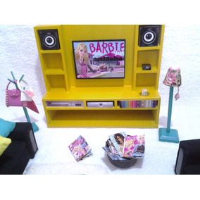 Sala Dos Sonhos Da Barbies