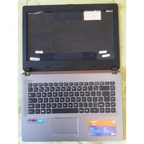 Carcaça Completa + Teclado Note Positivo Stilo Xr3550 Xr3555