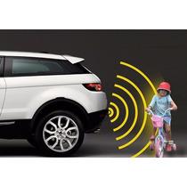Sensores De Reversa 4 Puntos Con Display Y Auditivo