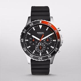 Reloj Fossil Crewmaster Sport Chronograph Ch3057 | Watchito
