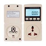 Wattimetro Digital Medidor Consumo De Energia 2000w 110/220v