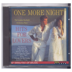 Cd One More Night* Hits For Lovers