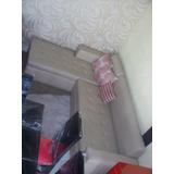 Mueble Tipo L En Semicuero Modelo Cubes